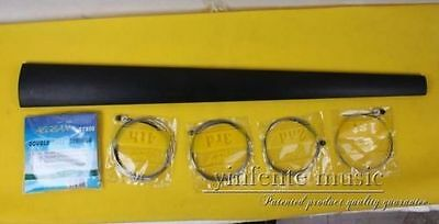 3/4 Upright Double bass fingerboard bass string strong Steel undyed Indonesia