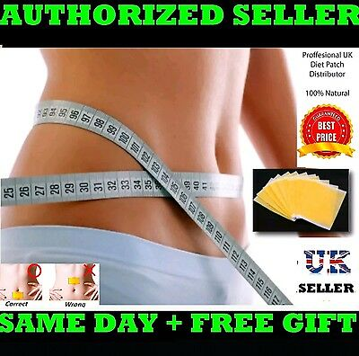 30+ Slimming Weight Loss Diet Patches Weight Control Slim Patch U.k. Seller