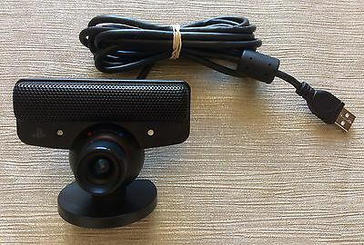 Genuine Official Sony Playstation 3 (Ps3) Usb Move Eye Camera ~ Sleh-00201