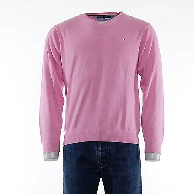 Tommy Hilfiger Pullover Gr. L in Rosa (AHB)