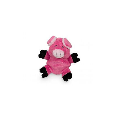 Nobby Plush Piggy Cat Toy 8.5cm