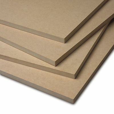 High Quality MDF Sheets in Handy Craft Packs: A3, A4, A5  - All Thicknesses