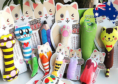 Cat Toy with Natural Catnip Excellent Quality Assorted Colours Buy 4 Get 1 FREE