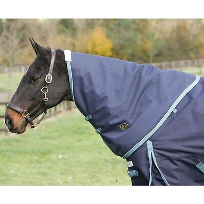 Mark Todd Neck Cover Hood Turnout - Heavy Weight 1200d - Navy - RRP £61.99 SALE