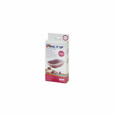 Savic NV Bag It Up Cat Litter Tray Liners Giant 6 Pack 67x48cm