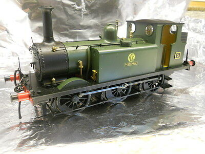 ** Dapol 7S-010-008 Terrier A1X Portishead 5 GWR Green O Scale