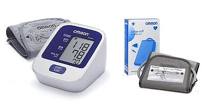 Omron M2 Basic Blood Pressure Monitor + Extra Cuff *All Sizes Available* NEW
