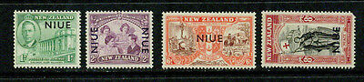 Niue  - 1946 – Peace Issue –   Vf  **