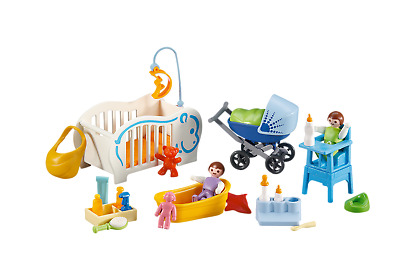 NEW and COMPLETE Playmobil City Life - Baby Starter Pack 6226