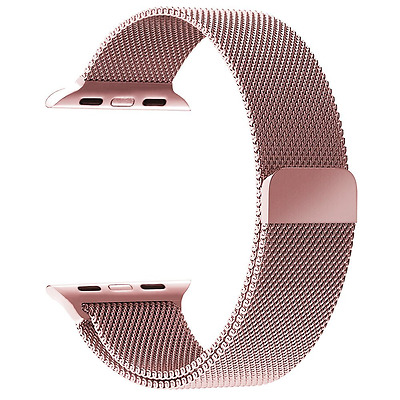 Apple Watch Band 38mm, Milanese Loop Stainless Steel Bracelet Strap Band New US
