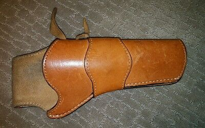 Old West Style Holster