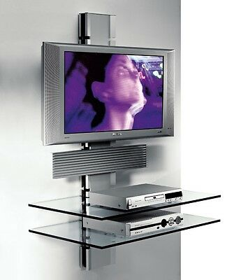 Colonna TV MAST - Liv'it by Fiam - Design Piergiorgio Cazzaniga