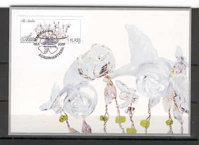 Aland Isl 085 MC 2007 Art Handicraft Bride Silver Crown
