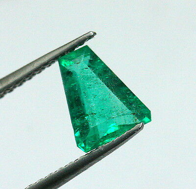 Natural Trapeziod Cut Mined Emerald Loose Beautiful AAA+ Quality Cut Gemstones