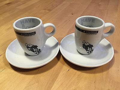 New Assos Expresso Coffee Cup Set / Cycling Gears like Bib Short Jersey Jacket