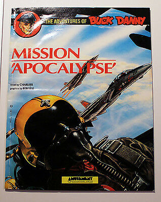 The Adventures of Buck Danny: Mission Apocalypse - Charlier/Bergese - Anglais