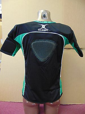 Clearance Line Brand New Gilbert Rugby Atomic Body Armour Pads- Small - Xl
