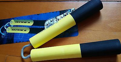 Dexterous Safety Foam Nunchaku With nylon rope Training Martial Arts