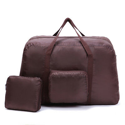 Packable!Foldable Ultra Light Extra Large Volume Travel Carry Bag Luggage Pouch