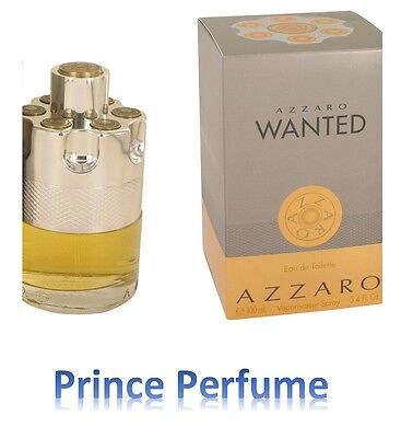 AZZARO WANTED UOMO EDT VAPO SPRAY - 100 ml