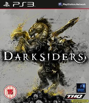 Darksiders PS3 *in Excellent Condition*