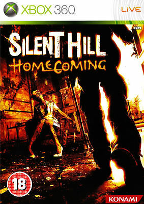 Silent Hill Homecoming XBox 360 *in Excellent Condition*