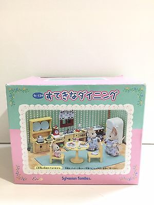 2001 Sylvanian Families JP (Calico Critters US) Kitchen Set With Box