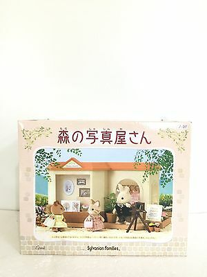 2004 Sylvanian Families JP (Calico Critters US) Photo Studio Complete with Box