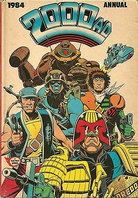 2000 AD Annual 1984 IPC