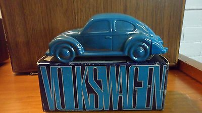 Avon Volkswagen Bettel Collectable Car with Tribute After Shave