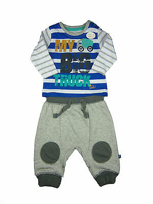 Baby Boy Clothing Outfit Top T-Shirt Bottoms Trousers Truck New