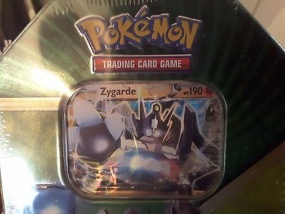 Rare Mint Pokemon Cards ZYGARDE EX XERNEAS EX YVELTAL EX sealed shiny kalos tins