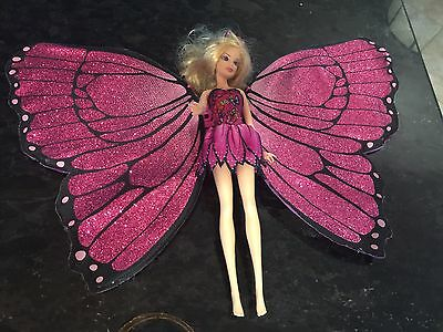 Barbie Magic Wings Mariposa Doll