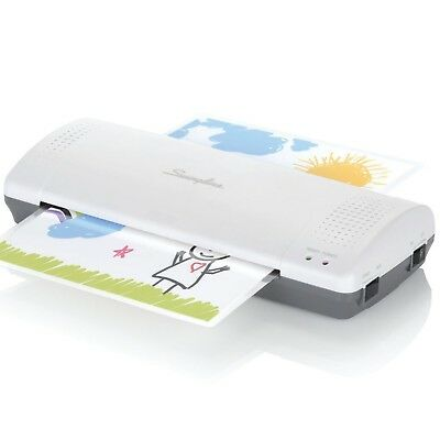 Swingline Thermal Laminator, Inspire Plus, Quick Warm-Up, Includes Laminat...NEW