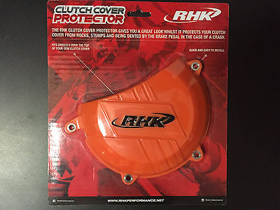 KTM 500 EXC 500EXC EXC500 2012 2013 2014 Orange Clutch Cover Protector CCP-10
