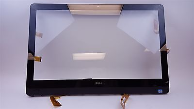 """Dell XPS One 2710 2720 27"""" AIO All-in-One Touchscreen Glass Digitizer w/ Bezel"""