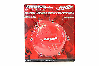 Honda CRF250R 2011 2012 2013 2014 2015 2016 Red Clutch Cover Protector CCP-1