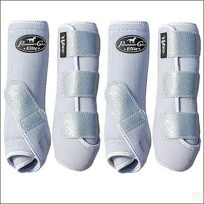 Professional's Choice® VenTECH Elite SMB Boots - Glitter Silver