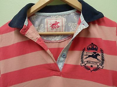 Tottie Womens / Ladies Polo Top Size Small Equestrian