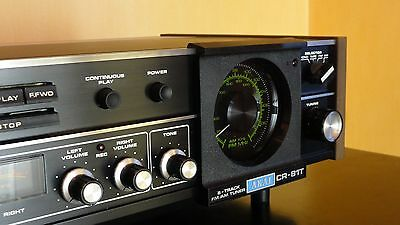 Akai Cr-81T Nos Sealed Stereo 8 Track Player Recorder Fm Stereo