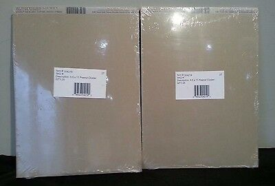 Bazzill Card Shoppe Heavyweight Cardstock 8.5inX11in-Peanut Cluster 25 per pack