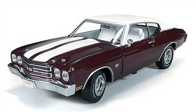 aw auto world 1/18 1970 Chevy Chevelle SS