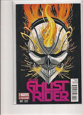 All New Ghost Rider #1 1:50 2014 Variant Marvel Comic Book. NM!
