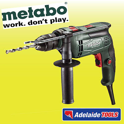 Metabo 650 Watt Electric Hammer Drill - 13mm Chuck - SBE650