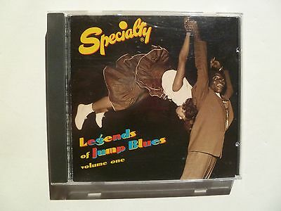 VARIOUS - Specialty Records Legends Of Jump Blues Vol 1 - Specialty CD - R&B -M-