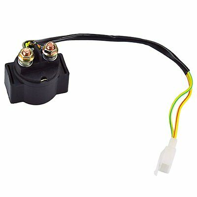 Scooter Starter Relay Solenoid for  50cc 125cc 150cc