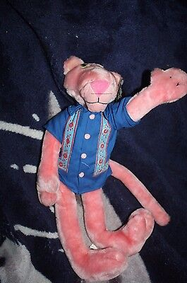 2002 United Artist Pink Panther large plush with original tag
