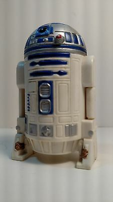 """Vintage STAR WARS R2-D2 by Applause 1996 with secret compartment 3"""" tall"""