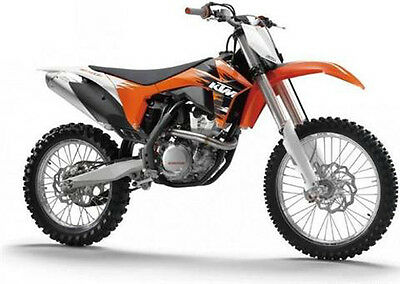 1:12 Die Cast 2011 KTM 350 SX-F - Diecast model From NewRay New & Licensed