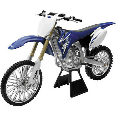 Die Cast Yamaha YZ 450F 1:12 Licensed Die cast Dirt Bike model Motorcycle NewRay